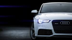 Audi A4 Front Lights Download 2560x1440 Audi A4 Front View Headlights White