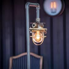 steampunk lighting. Steampunk Floor Lamp Lighting