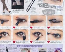 simple makeup with chinese makeup step by step with step by step makeup for asian eyes