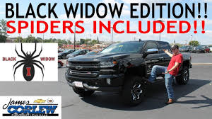 2018 gmc black widow. unique widow sca performance 2017 silverado black widow edition review exhaust to 2018 gmc black widow