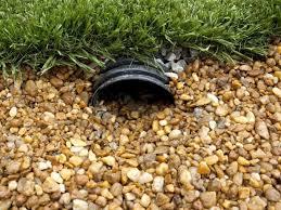 how to improve yard drainage