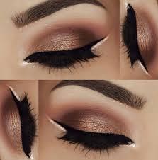 best 25 black dress makeup ideas with gold