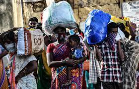 ยอดผู้ป่วยโควิด-19 สะสมในอินเดียทะลุ 50,000 ราย