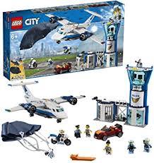<b>LEGO 60210 City Police</b> Sky <b>Police</b> Air Base Station, Aeroplane with ...