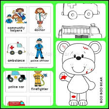 Community Helpers Lesson Plans And Printable Community Helpers