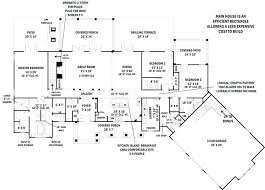 ranch home plans with walkout basement plan craftsman angled garage