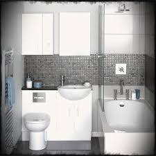 8 elegant small bathroom grey design