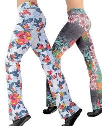 Patterned Yoga Pants New 48 Hot Leggings Companies Are Making Waves And Stripes Florals And