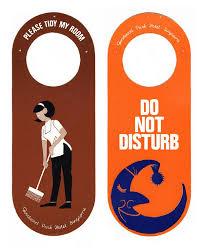 Do Not Disturb Signs B B Ideas Hotel Door Door Hanger Template