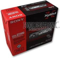 sony cdx gt400 cdxgt400 cd mp3 wma receiver remote product sony cdx gt400