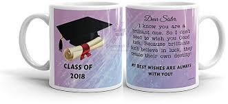 Generic Dear Sister Best Wishes Exam Best Wish Tea Mug 40oz Unique Exambest