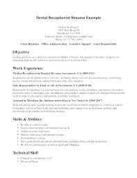 dental student resumes dental resumes samples putasgae info