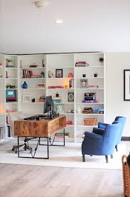 eclectic design home office. Unique Home AFTER With Eclectic Design Home Office O