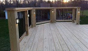 deck lighting ideas pictures. Low Voltage Deck Lighting Extends Party Time On Your Deck, And Adds Safety Ideas Pictures A