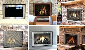 glass doors for fireplace glass doors design specialties fireplace fireplace insert glass doors open or closed