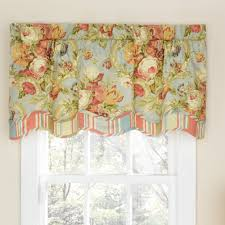 curtains jcpenney valances waverly shower kitchen turquoise window valance at grey elegant swag curtains waverly kitchen