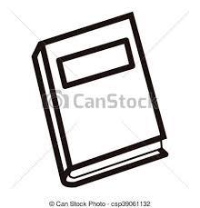 closed book icon csp39061132