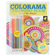 Colorama Coloring Book Full Setl L Duilawyerlosangeles
