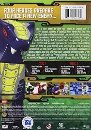 Lego Ninjago: Masters Of Spinjitzu - Season 1 DVD Region 1 NTSC US Import:  Amazon.de: DVD & Blu-ray