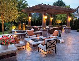 artistic outdoor lighting. beauty and artistic outdoor patio lights lighting l