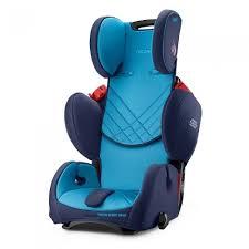 recaro young sport hero car seat display set