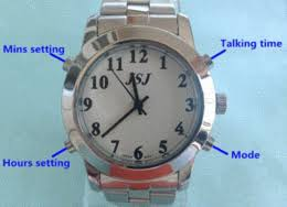 discount blind talking watches 2017 talking watches for blind on car portuguese talking watch big voice for blind people or visually impaired quartz alarm watch