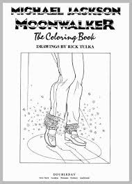 Michael Jackson Smooth Criminal Coloring Pages Prettier Okeefe Free