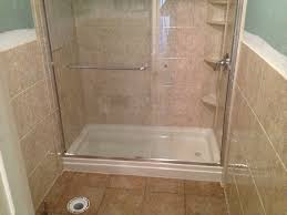 crammed convert bathtub to walk in shower turning an unused into a can have several