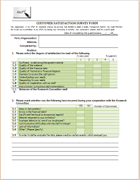 Customer Service Survey Template Free Pin By Microsoft Office Templates On Microsoft Templates Survey