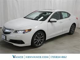 2016 acura tlx 3 5l v6 eau claire wi
