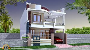 new indian modern house plans with photos 10