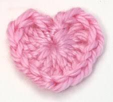 Crochet Heart Pattern Free Cool Blog PlanetJune By June Gilbank Love Hearts