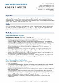 Agile Business Analyst Resumes Jr Business Analyst Resume Samples Qwikresume