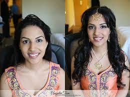 indian hair makeup artist wedding