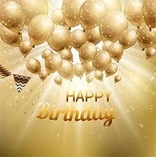 Happy Birthday Background Images Amazon Com Aofoto 6x6ft Happy Birthday Background Abstract Balloon