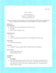 Resume Tips For Stay At Home Moms Resume For Stay At Home Mom