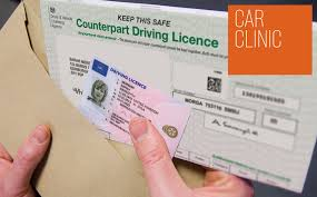 Know Need You To Changes Driving Counterpart What — Licence