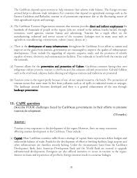 caribbean studies model essays 21