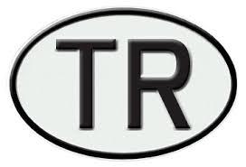 Αποτέλεσμα εικόνας για ΤURKISH CAR PLATES
