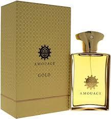 <b>Amouage Gold for</b> Men-3.4-Ounce EDP Spray: Amazon.ca: Beauty
