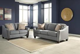 Contemporary Queen Sofa Sleeper with Flared Arms by Signature