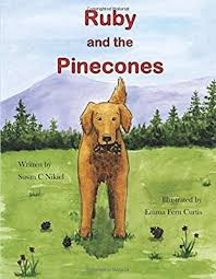 Ruby and the Pinecones by Curtis, Emma Fern, Nikiel, Susan C - Amazon.ae