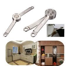 Lift Up Cabinet Door Door Stays Kitchen Cupboard Cabinet Support Toy Box Hinge Lift Up