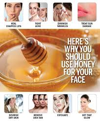9 benefits an use honey for face