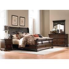 king bedroom sets. Brownstone 6 Piece King Bedroom Set - Arbor Place Sets