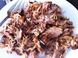 slow cooker party pork recipe the