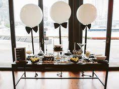 37 Best Black Tie Theme Decor Images Confetti Balloons Dekoration