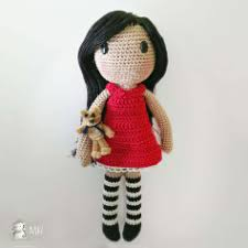 Amigurumi Doll Patterns Magnificent Free Amigurumi Doll Patterns Wixxl