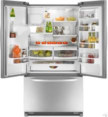 open refrigerator. refrigerator doors located in front of the and it\u0027s easy to see, but some newer models have a for about hidden side open m