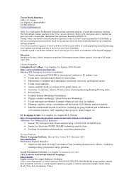 Esl Resume 2015